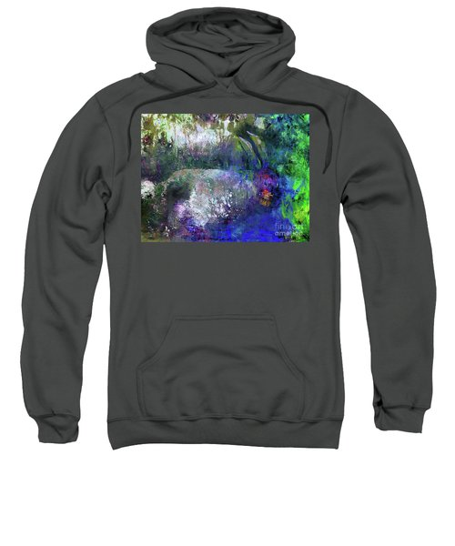 Rabbit Reflection Sweatshirt