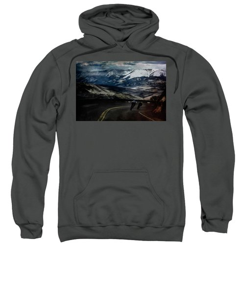 Race To The Finish Sweatshirt