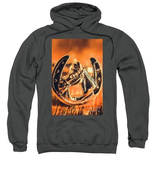 Racehorse Luck Sweatshirt
