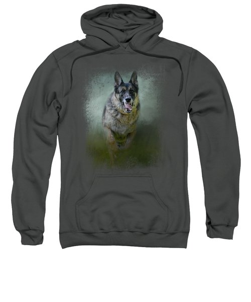 Racing The Storm Sweatshirt