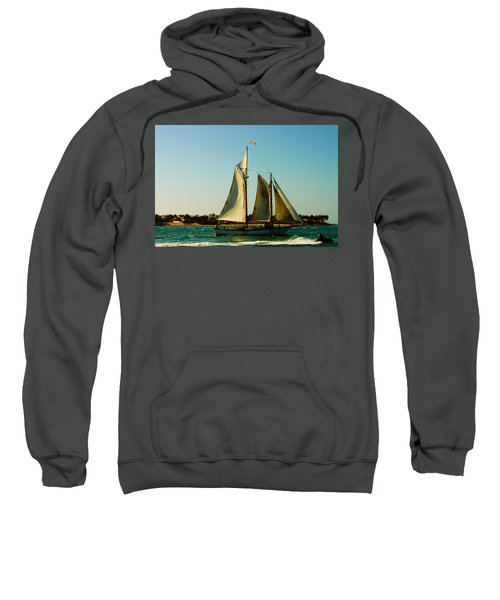Racing The Wind Sweatshirt