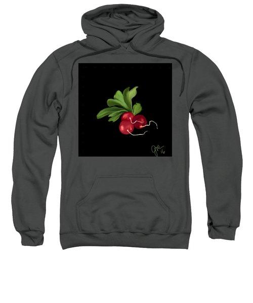 Radishes Sweatshirt