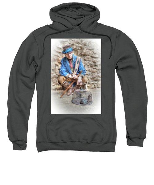 Ragged Victorians - The Rat Catcher Sweatshirt