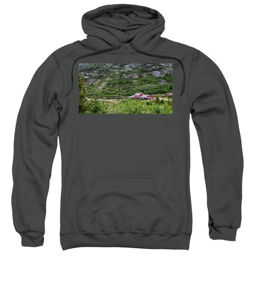 Railroad To The Yukon Sweatshirt