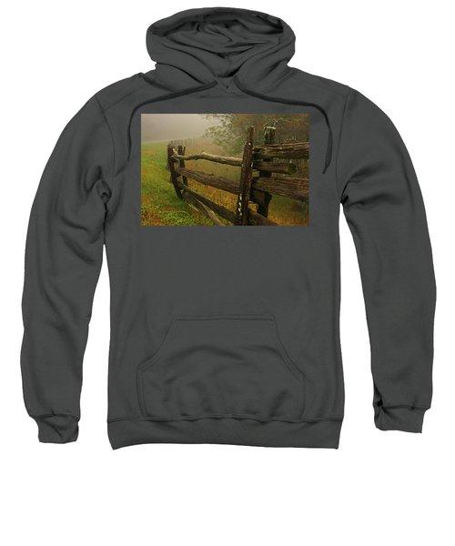 Rails Of Time Sweatshirt