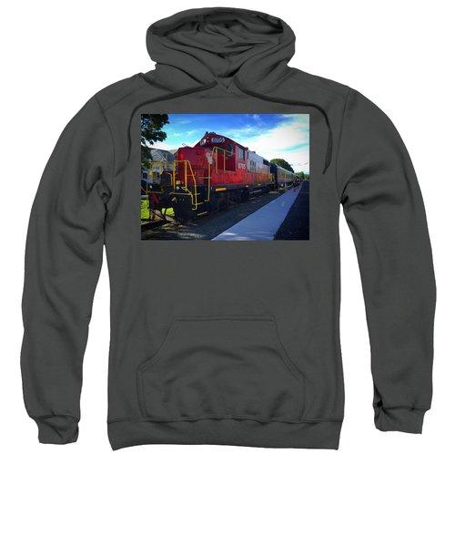 Blue Ridge Railway Sweatshirt