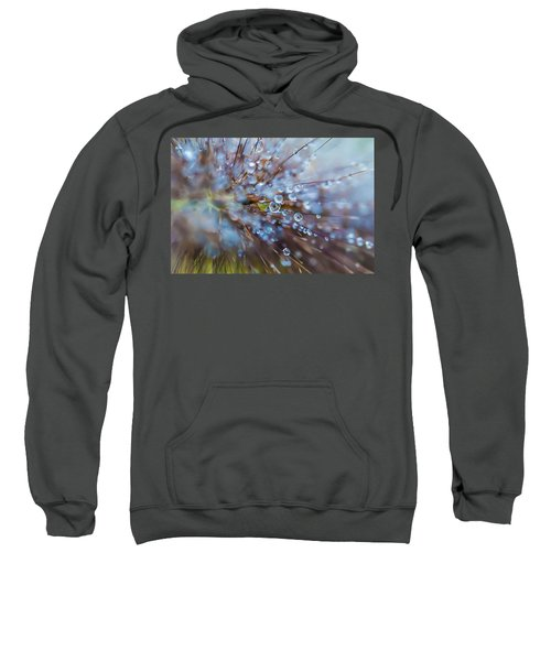 Rain Drops - 9751 Sweatshirt