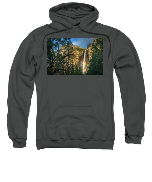 Rainbow And Bridalveil Fall Sweatshirt