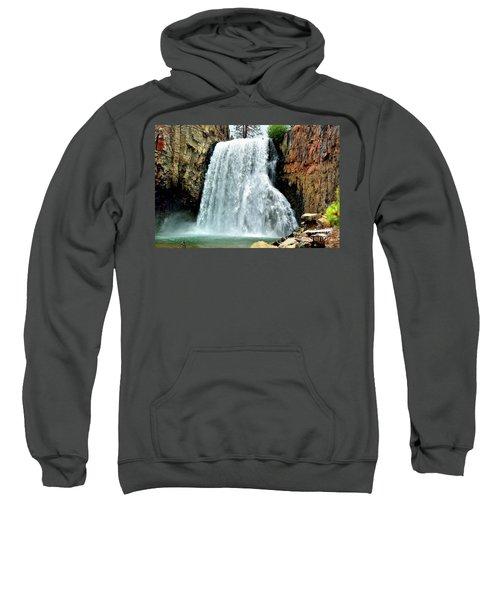 Rainbow Falls 16 Sweatshirt