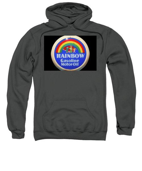 Rainbow Gasoline Sweatshirt
