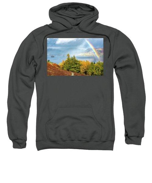 Rainbow Gold Sweatshirt