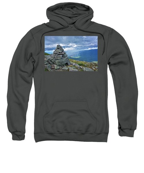 Rainbow In The Mist Nh Sweatshirt