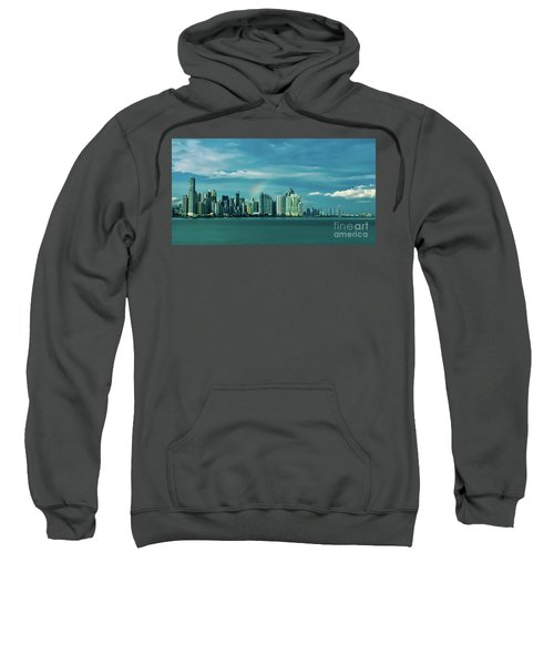 Rainbow Over Panama City Sweatshirt
