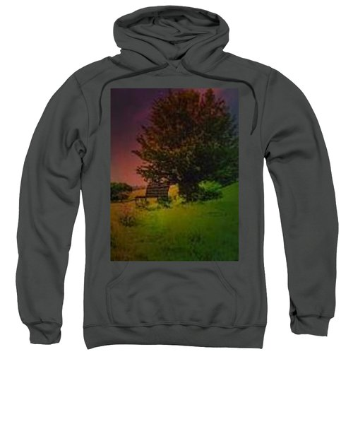 Rainbow Sunset Sweatshirt