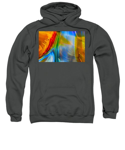 Rainbow Waterfalls Sweatshirt