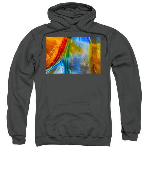 Rainbow Waterfalls Sweatshirt