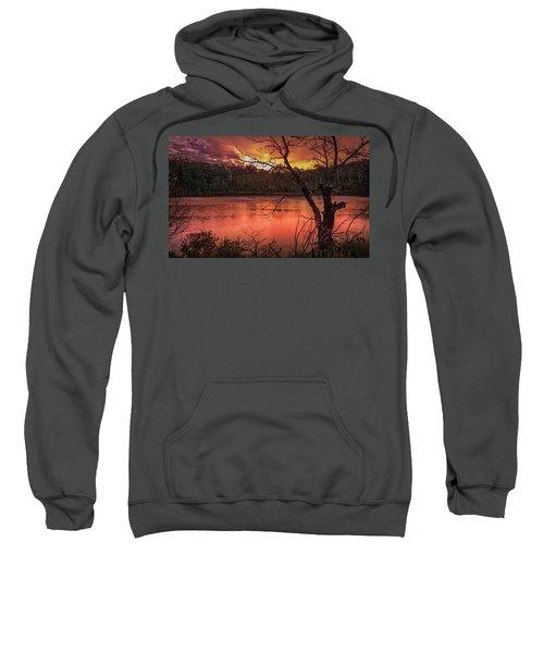 Raindrops On Nullica Sweatshirt