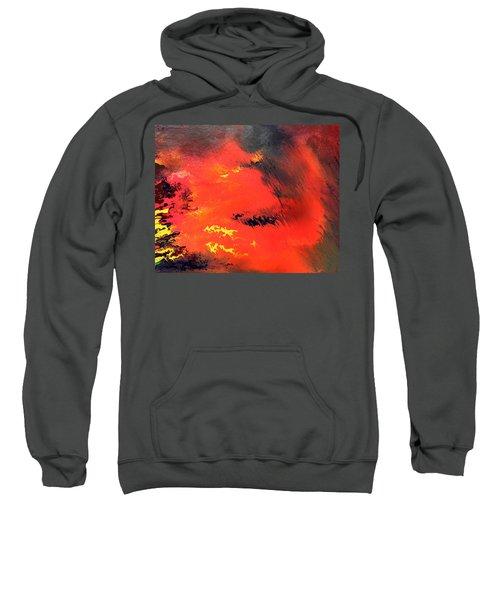 Raining Fire Sweatshirt