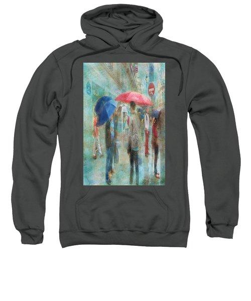 Rainy In Paris 6 Sweatshirt