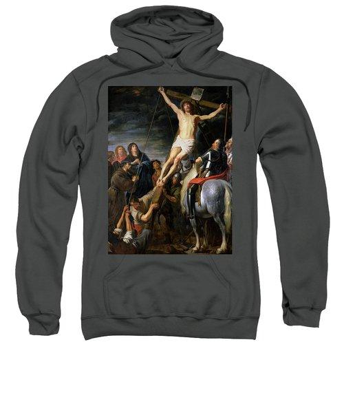 Raising The Cross Sweatshirt
