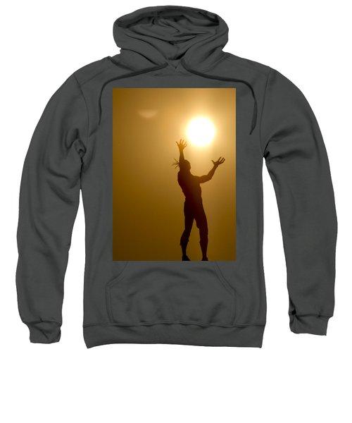 Raising The Sun Sweatshirt