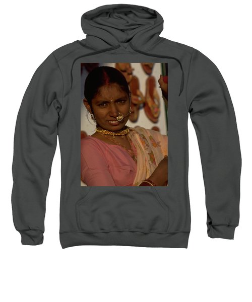 Sweatshirt featuring the photograph Rajasthan by Travel Pics