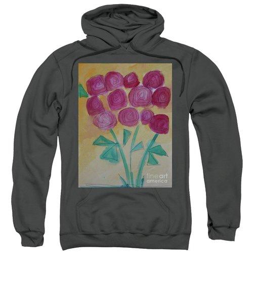 Randi's Roses Sweatshirt