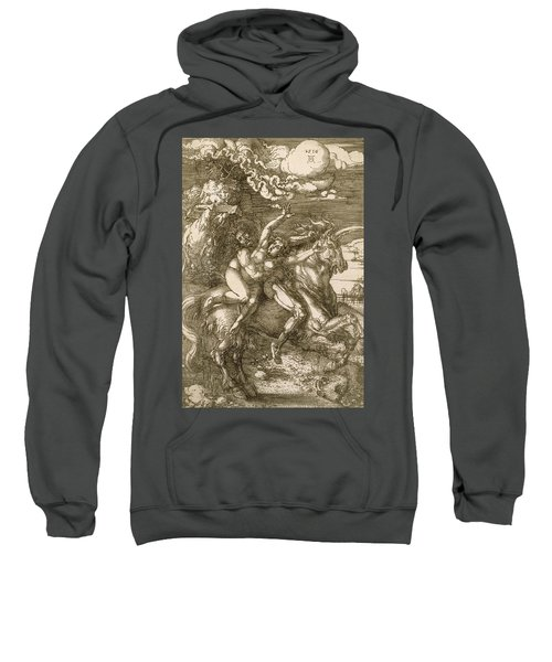 Rape Of Prosperpina Sweatshirt