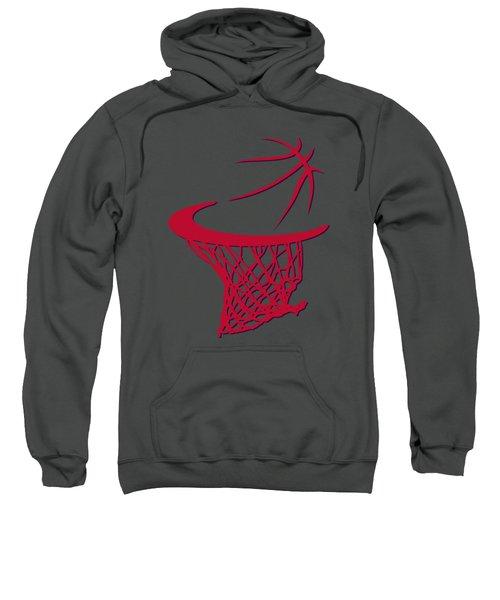 Raptors Basketball Hoop Sweatshirt