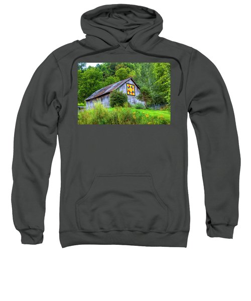 Rays Star Sweatshirt