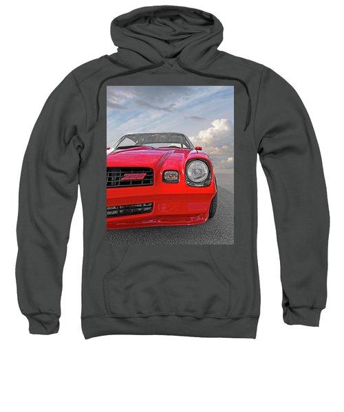 Re-sale Red - 78 Camaro Z28 Sweatshirt