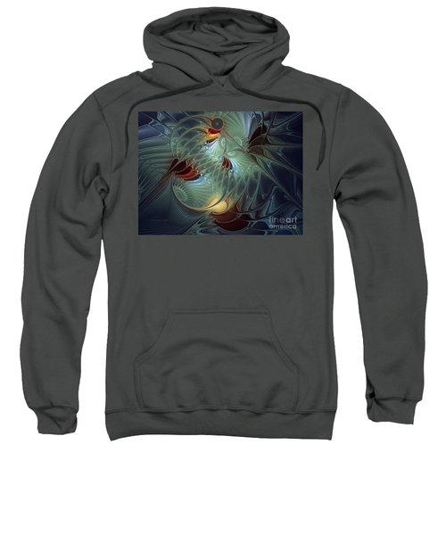 Reach For The Moon Sweatshirt