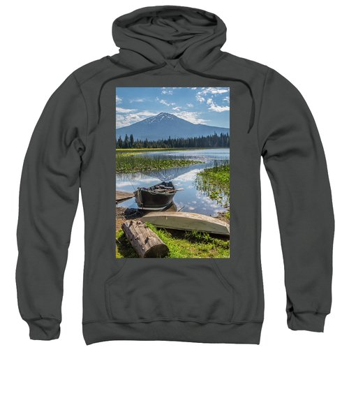 Ready To Fish Sweatshirt