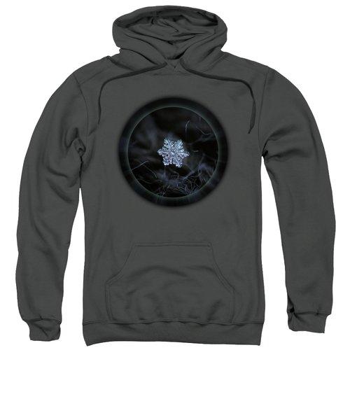 Real Snowflake - 2017-12-07 1 Sweatshirt