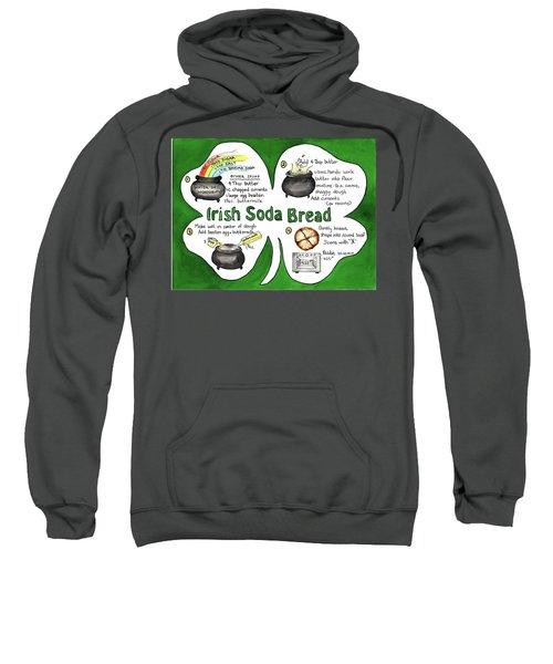 Recipe - Irish Soda Bread Sweatshirt