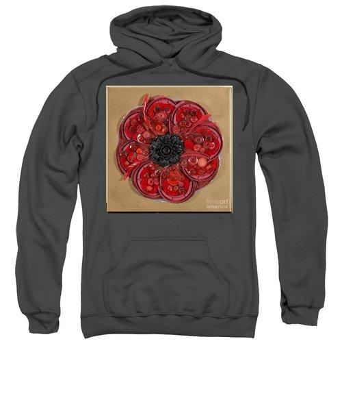 Recycled Poppy Sweatshirt