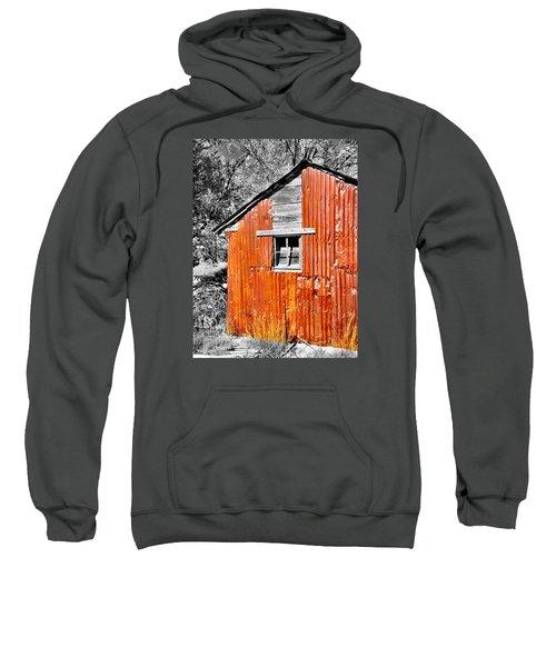 Red Armor Sweatshirt