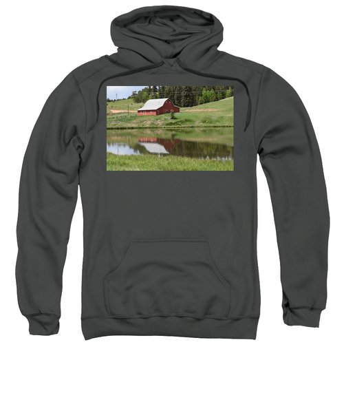 Red Barn Burgess Res Divide Co Sweatshirt