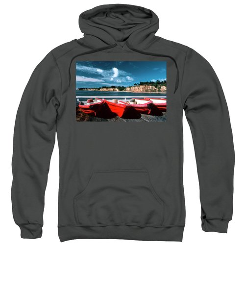 Red Boat Diaries Sweatshirt