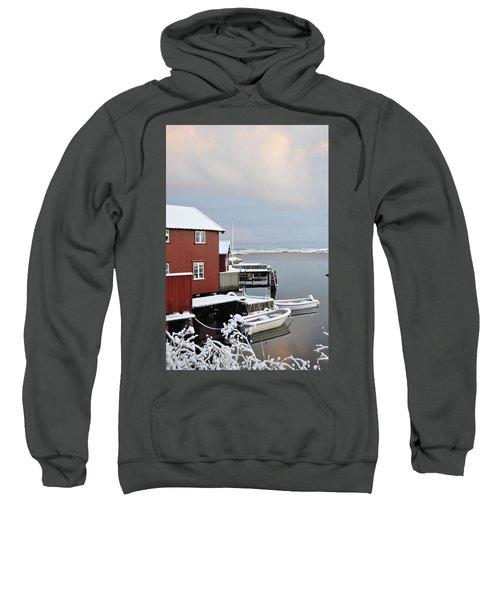Boathouses Sweatshirt