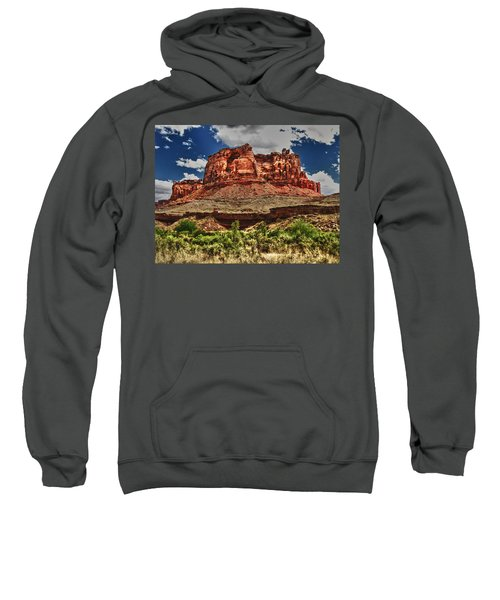 Red Butte Sweatshirt