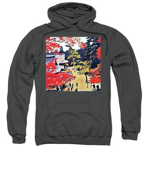 Autumn Color  Sweatshirt