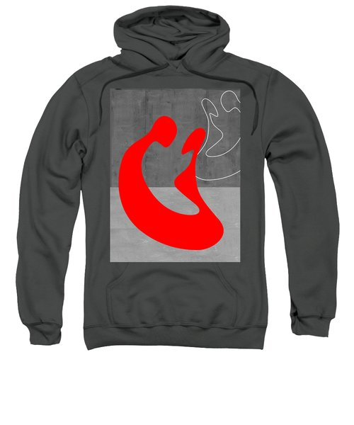 Red Couple Sweatshirt