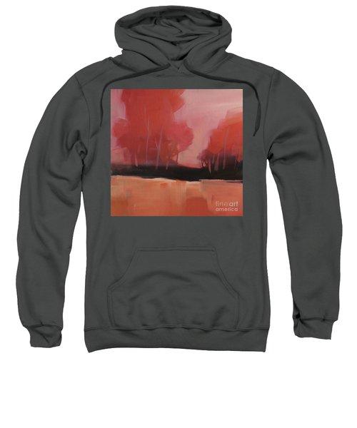 Red Flair Sweatshirt