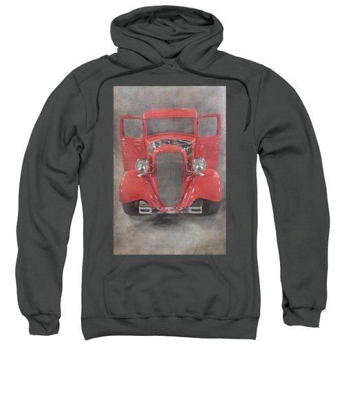 Red Hot Baby Sweatshirt