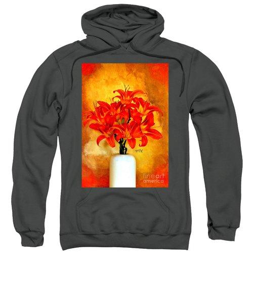 Red Hot Lilies Sweatshirt