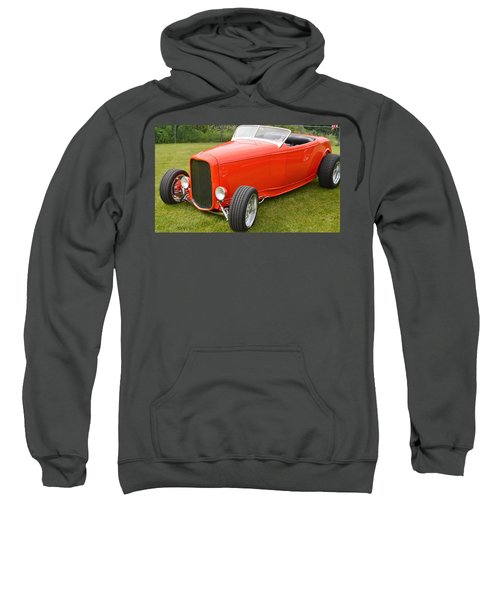 Red Hot Rod Sweatshirt