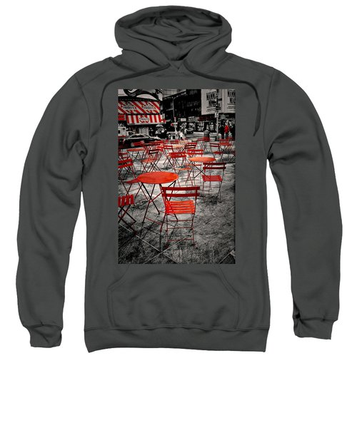 Red In My World - New York City Sweatshirt