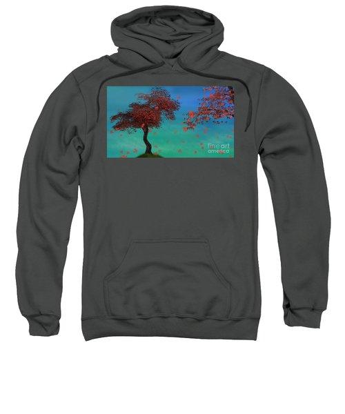 Red Maples Sweatshirt