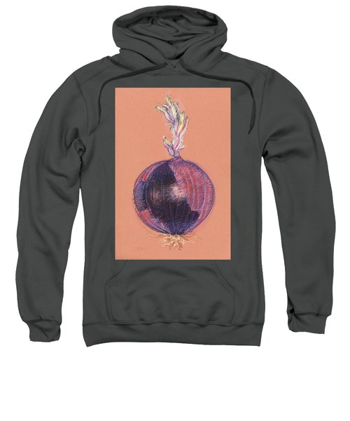 Red Onion Sweatshirt